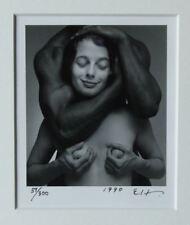 Eikoh Hosoe: Marionettes de Paris #3, Signed Silver Gelatin Print - 1990