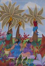 "Original Venezuelan Contemporary Painting by Francisco Pancho Burne 38"" X 27.5"""