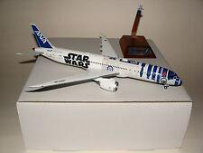 JC Wings 1:200 White Box ANA B787-9 Star Wars JA873A Free Shipping LAST Model