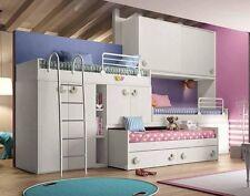 Letti A Soppalco Per Bambini : Letto soppalco a camerette per bambini regali di natale su ebay