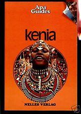 Kenia-- Reiseführer -- Apa Guides -- Nelles Verlag