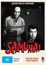 The Samurai - Ninja Terror : Season 7