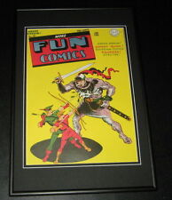 More Fun Comics #101 Framed 10x14 Cover Poster Photo Green Arrow