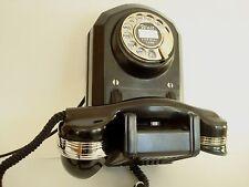 Antique  Automatic Electric 35 telephone  Art Deco Monophone Beautiful  AE35
