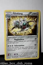 CARTA POKEMON KLINKLANG TIPO / METALLO 16/98 - EDIZIONE ITALIANA 2011 RARA