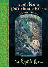 The Reptile Room by Lemony Snicket (Paperback, 2012)