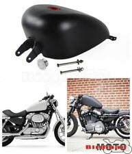 Tank 3.3 Gallon Fuel Gas Tank Protector For Harley Sportster XL 1200 883 2007-16