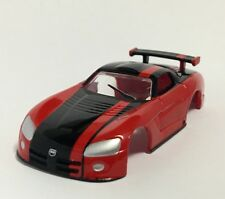 Auto World '03 Dodge Viper Competition Coupe Body, Fits Xtraction Chassis