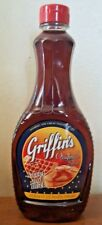 Griffin's Syrup 24oz Bottle (Pack of 3) Original Sweet & Thick