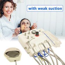 Dental Portable Turbine Unit Water Bottle Work With Compressor 4h Weak Suction