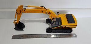 VINTAGE JOAL NO 261 JCB JS330L CRAWLER EXCAVATOR BAGGER DIGGER WITH METAL TRACKS