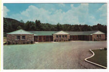 Wartburg, Tennessee, Early View of The Schubert Motel