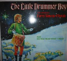 Little Drummer Boy Harry Simone Choral HDY-1925  010718LLE