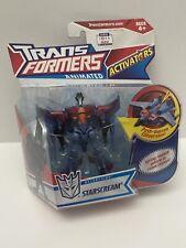 Transformers Animated Activators Decepticon Starscream New