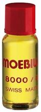 SWISS MADE MOEBIUS OIL 8000 POCKET & WRIST WATCH - 1ML BOTTLE - HO8000A*
