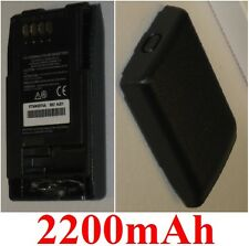 Batería 2200mAh tipo FTN6574 FTN6574A FTN6574BC PMNN6074 Para Motorola CEP400