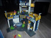 REDUZIERT!!!   Playmobil 3186 Flughafen Tower