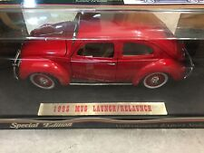 Special Edition 1:18 Scale 1996 Mug Launch/Relaunch Red Volkswagen Export Sedan