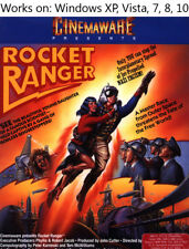 Rocket Ranger (Emulated Amiga Edition) PC Video Game