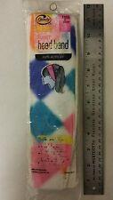 Vintage Headband! 100 % Acrilan! Unique old hard to find Collectable/Retro Item!