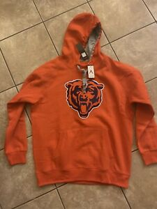 NWT Antigua Golf XL Chicago Bears Pullover Hoodie