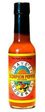 DAVE'S SCORPION PEPPER HOT SAUCE - 5oz