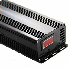 48V20A battery charger High frequency for lead acid Negative Pulse Desulfation