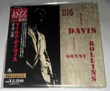 Miles Davis (feat. Sonny Rollins) - Dig / JAPAN MINI LP CD (2008) NEW +2 tracks