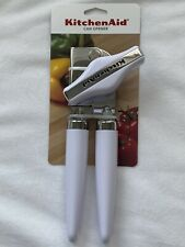 Manual Can Opener, KitchenAid Easy Crank With Oversize Knob, White, Brand New