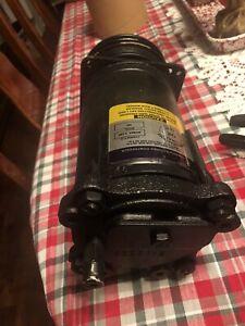 Original GM A6 Air Conditioning Compressor Frigidaire 6555302 A6 A/C Dual Pully
