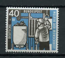 West Germany 1957 SG#1192, 40pf Human, Tarian Relief Fund MNH Cat £23 #A69594