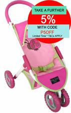 Valco Just like Mum Mini Ladybug Jogger Pram *  NEW  *  Pink
