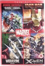 Películas en DVD y Blu-ray animaciones