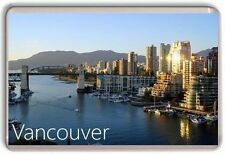 Vancouver Canada Fridge Magnet 04