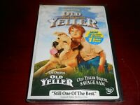 Old Yeller 2-Movie Collection (DVD, 2005) .. sealed new