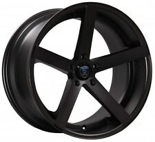RC22 20x9/10 5x114 ET15/25 Matte Graphite Wheel's Fit's FORD MUSTANG SVT COBRA