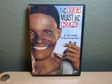 The Gods Must Be Crazy (DVD, 2004) Cult Classic Widescreen