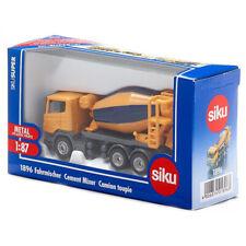 Siku 1896 Super Cement Mixer Die-Cast Model Truck (Scale 1:87)