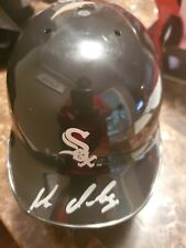 MAGGLIO ORDONEZ AUTOGRAPHED MINI HELMETS W/COA CHICAGO WHITE SOX