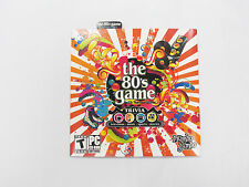 The 80's Game with Martha Quinn  for PC **TRIVIA**