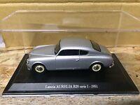 """DIE CAST """" LANCIA AURELIA B20 SERIE I - 1951 """" + TECA RIGIDA BOX 2 1/43"""
