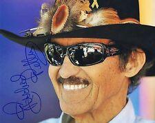 Richard Petty signed 8x10 photo / autograph