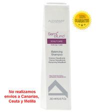 Alfaparf Semi Di Lino Scap Care Balancing Shampoo para Cabellos Grasos