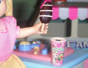 Rement Strawberry Parfait & Fudge Bar fits Fisher Price Loving Family Dollhouse