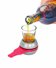 Spinning Shot Glass Party Drinking Spinner Alcohol Liquor Parties Bottle Spinner