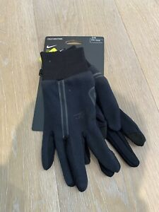 Mens Tech Fleece Nike Gloves Cold Weather - Size S/M