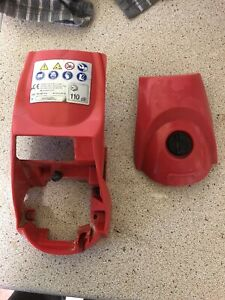 Mitox 4116 Petrol Chainsaw Engine And Filter Covers