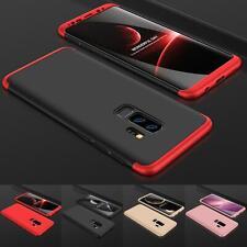 Handy Hülle Samsung Galaxy S9 S8 Plus /Note 8 Full Cover 360° Schutz Case Tasche
