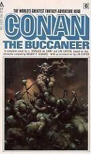 CONAN THE BUCCANEER, I. SPRAGUE DE CAMP, Used; Good Book