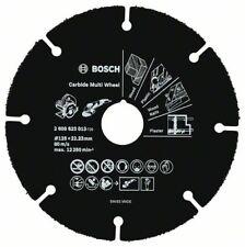 Bosch Disque de Coupe Métal Renforcé Multi Wheel 125 mm pour Meuleuses D'Angle